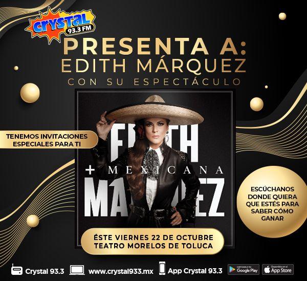 Edith Márquez más Mexicana