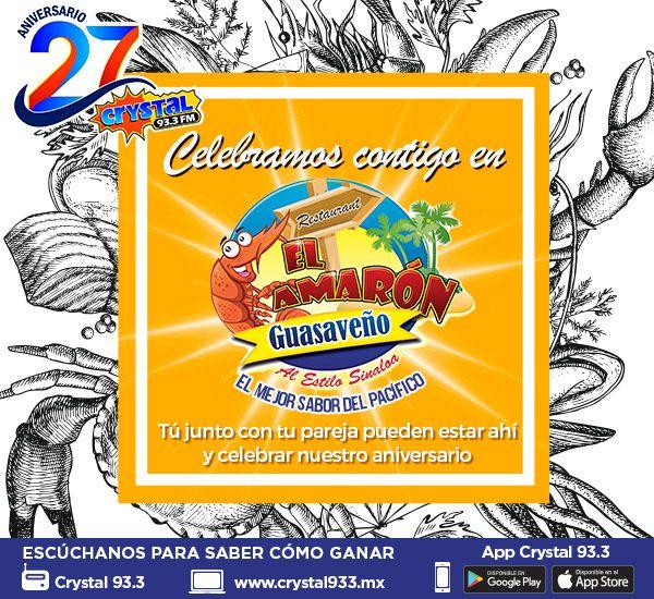 Celebremos nuestro aniversario en El Camarón Guasaveño