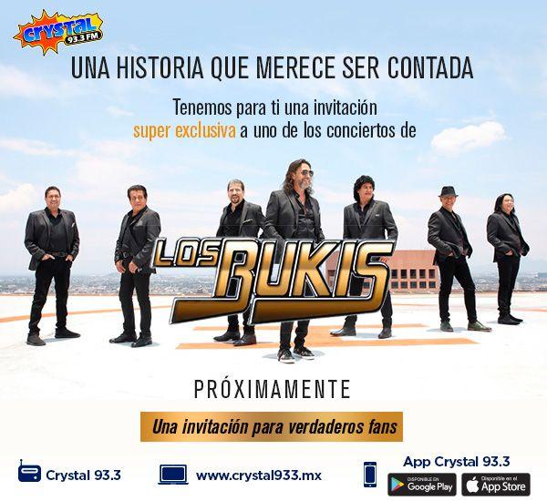 Pases para ver a Los Bukis